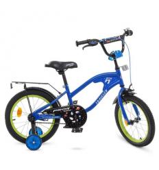 Велосипед детский PROF1 16д. Y16182 (1шт/ящ) TRAVELER, красный