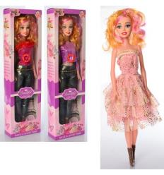 Кукла HX321A3-A4 ростовая в коробке