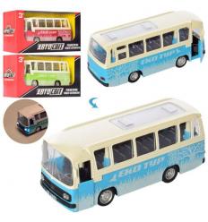 Автобус AS 2465 АвтоСвіт, металл, в коробке