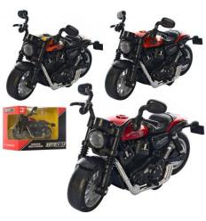 Мотоцикл AS 2632 АвтоСвіт, металл, в коробке