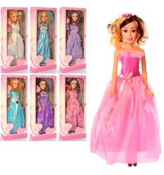Кукла 3668-A-B-C ростовая, в коробке