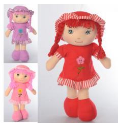 Кукла F1656 мягконабивная, в кульке