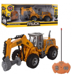 Трактор HT013 р/у, в коробке