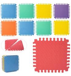 Коврик-мат M 5735 треугольники, в кульке