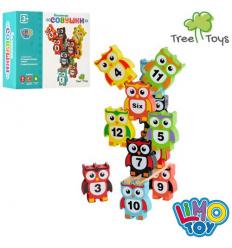 Деревянная игрушка MD 0954 Игра, в коробке