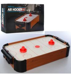 Хоккей 787 деревянный, на батарейках, в коробке