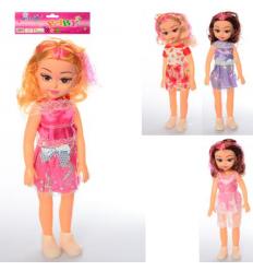 Кукла 8111A-B-C муз
