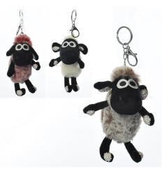 Аксессуар для сумки X 14463 овечка, брелок