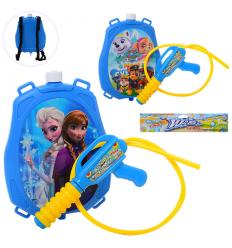 Водяной автомат M 5950 с баллоном на плечи, в кульке