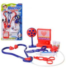 Доктор 2046 B дедицинские инструменты, на листе