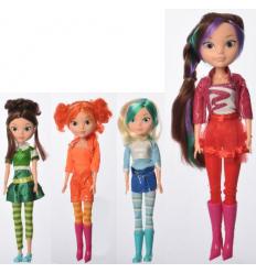 Кукла 008-3 СП, шарнирная, в кульке