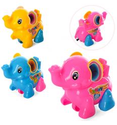 Заводная игрушка 0010 Слон, в кульке