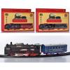 ЖД 5299-76-77-78 локомотив, на батарейках, в коробке