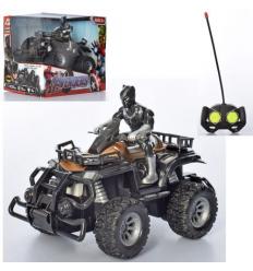 Квадроцикл HD 398 E AV, р/у, на батарейках, в коробке