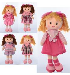 Кукла WW 09 мягконабивная, в кульке