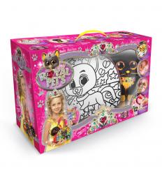 """Сумка """"ROYAL PEY'S"""" RP-01-01 Danko Toys, сумка-раскраска с собачкой"""