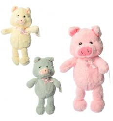 Мягкая игрушка MP 1749 свинка