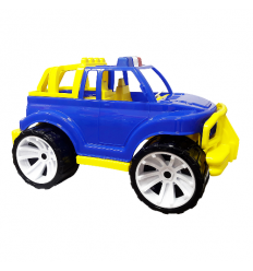 """Машина 338-338 """"BAMSIK"""", внедорожник, цветной"""