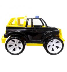 """Машина 338-338-BL """"BAMSIK"""", внедорожник, черный"""
