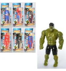 Супергерой 1581-81 C на батарейках, в коробке