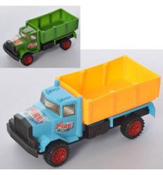 Машина G 35 грузовик, инерционный, в кульке