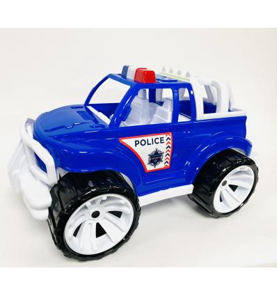 """Машина 337-337 """"BAMSIK"""", внедорожник, большой, полиция"""