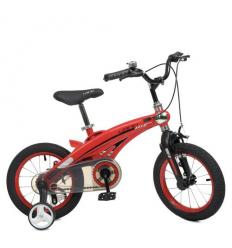 Велосипед детский 14д. WLN 1439 D-T-3F (1шт/ящ) Projective, красный