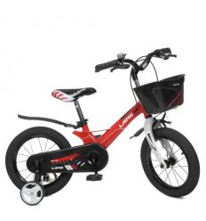 Велосипед детский 14д. WLN 1450 D-3 (1шт/ящ) Hunter, красный