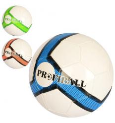 Мяч футбольный EV 3308 размер 5, в кульке
