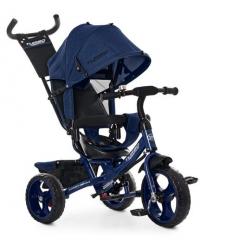 Велосипед M 3113-11 L (1шт/ящ) TURBOTRIKE, темно-синий лен