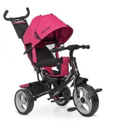 Велосипед M 3113-6 (1шт/ящ) TURBOTRIKE, розовый