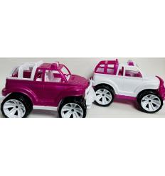"""Машина 339-339 """"BAMSIK"""", внедорожник, розовый"""