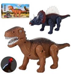 Динозавр 8868-1-2 ходит, на батарейках, в коробке