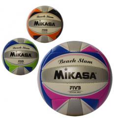 Мяч волейбольный 1149 ABC официальный размер, в кульке