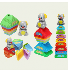 Пирамидка 2209-11 в коробке