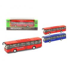 """Автобус 7783 """"АВТОПРОМ"""", металл, в коробке"""