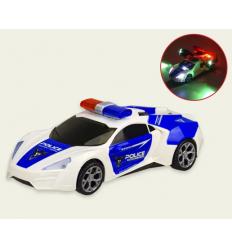 Машина 8811-23 Полиция, на батарейках, в коробке