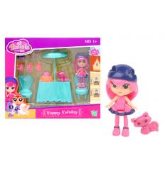 Кухонный набор 60224 с куклой, в коробке