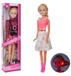 Кукла 63003 AC ростовая, на батарейках, в коробке