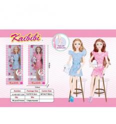 Кукла BLD 322 шарнирная, в коробке