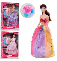 Кукла ZR-578-1-2-4 шарнирная, в коробке