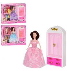 Кукла с нарядом KL 888 E микс видов, в коробке