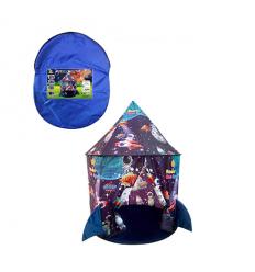 Палатка MR 0630 домик ракета, в сумке
