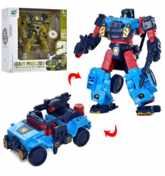 Трансформер 339-88 робот+машина, в коробке