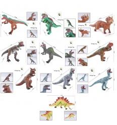 Фигурка BD 1033-042 динозавр, в кульке